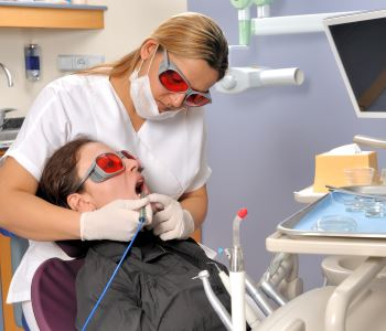 South Lakewood Dental Lakewood, CO area dentist describes laser use in dentistry
