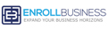 Enroll business logo