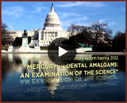 Holistic Dentistry Lakewood - Footage on mercury vapors generated during routine dental procedures video