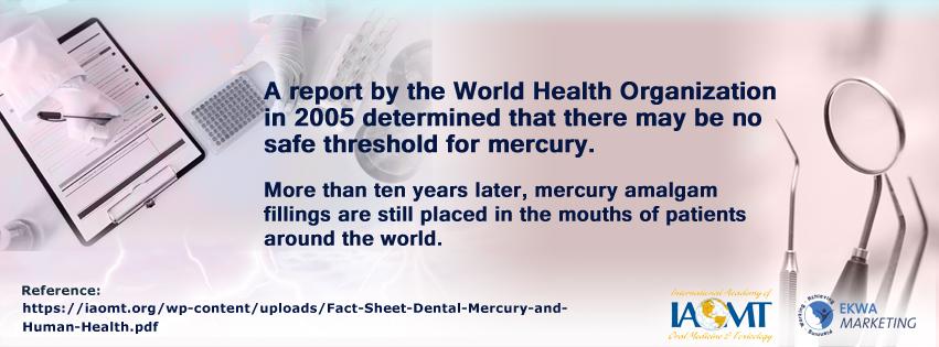 IAOMT Infographics December 4, Dr. Scott Stewart DDS, South Lakewood Dental