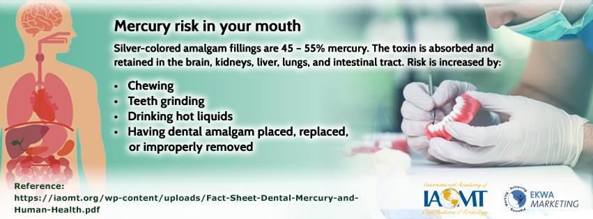 IAOMT Infographics January 2017, Dr. Scott Stewart DDS, South Lakewood Dental